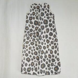 Slaapzak sleeveless leopard Meyco 6-18m / 90
