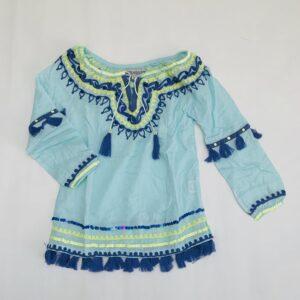 Bohemian dress Kiwi 2jr / 92