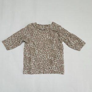 Longsleeve leopard Name it 0-1m