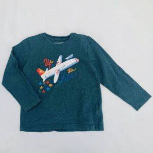 Longsleeve airplane Filou & Friends 116