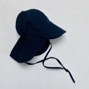 Zonnehoedje donkerblauw Lässig 6-18m