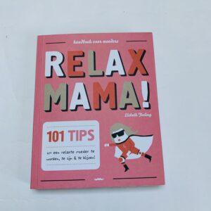 Boek Relax mama Elsbeth Teeling