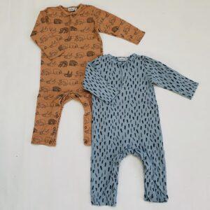 2 x pyjama Trixie 9-12m / 80