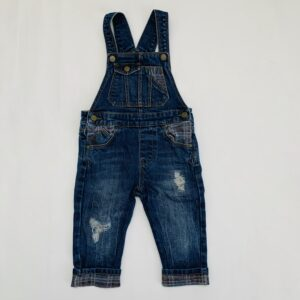 Salopet denim Zara 12-18m / 86
