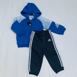 Hoodie + sweatpants Adidas 9-12m / 80