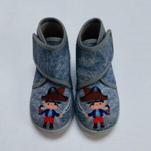 Pantoffels piraat Bellamy maat 24