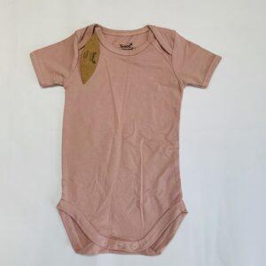 Romper shortsleeve pink Timboo 86/92