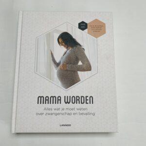 Boek Mama worden Mama Baas