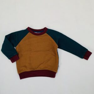 Sweater colourblock Cos I said so 80/86