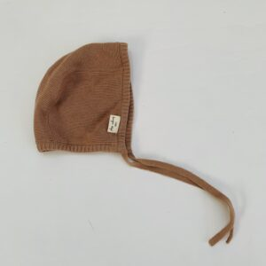 Bonnet tricot pink Konges Slojd 68/74