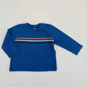 Longsleeve blue & stripes Feliz by Filou 3m