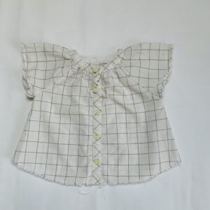Blouse squares Zara 18-24m / 92