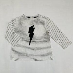 Longsleeve lightning Zara 3-6m / 68