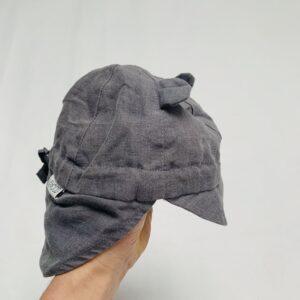 Zonnehoedje grey Liewood 0-6m