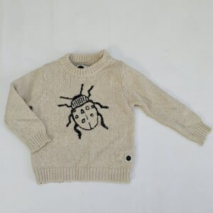 Gebreide sweater kever Sproet & Sprout 3-4jr