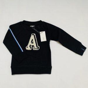 Sweater A zijstreep Noppies 6-9m