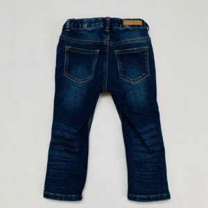 Donkere jeans slim fit H&M 12-18m / 86