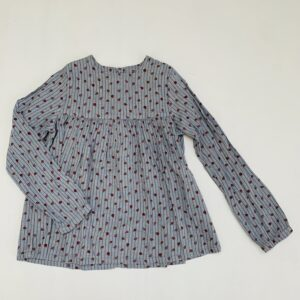 Blouse lieveheersbeestjes Filou & Friends 8jr