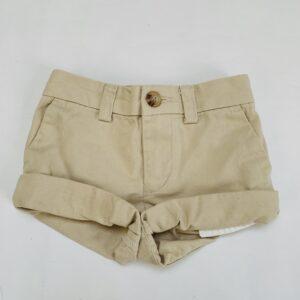 Short beige Ralph Lauren 9m / 74