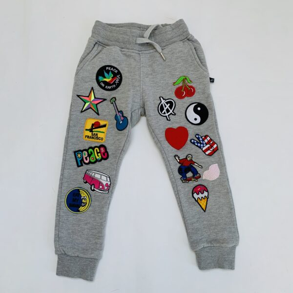 Broek patches Sweet Pants tweedehands