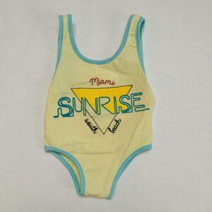 Zwempak sunrise Bandy Button 4-5jr
