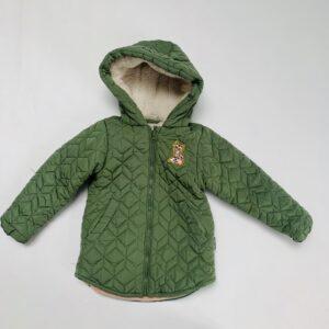 Gevoerde jas stitch fox Tumble 'n Dry 92
