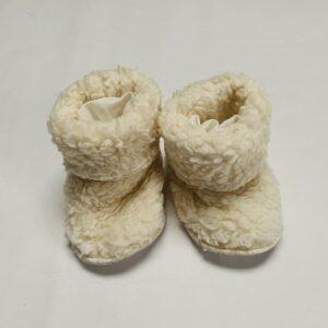 Pantoffels teddy Nanami 0-6m