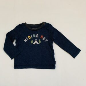 Longsleeve Hiding Out Noppies 4-6m / 68