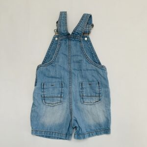 Korte salopet denim Tex Baby 23m