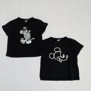 2x t-shirt Mickey JBC 104