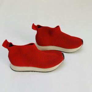Sock sneakers rood Zara maat 29