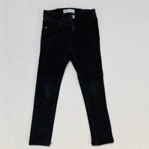Jeans zwart Zara 4-5jr / 110