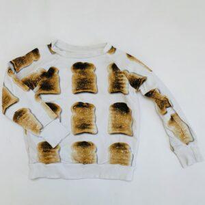 Sweater toast SNURK 3-4jr