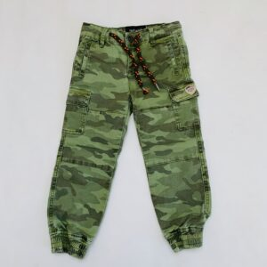 Sweatpants army Fred Mello 4jr / 104