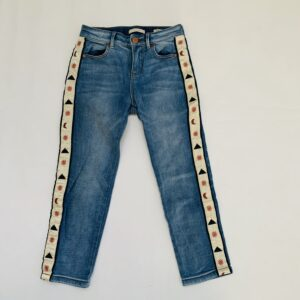 Jeans zijstreep Scotch R'belle 8jr / 128