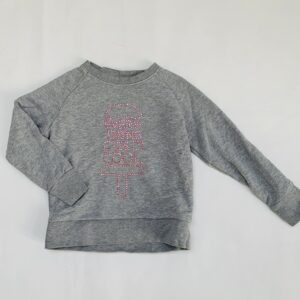 Sweater everything is cool 3-4jr / 98/104