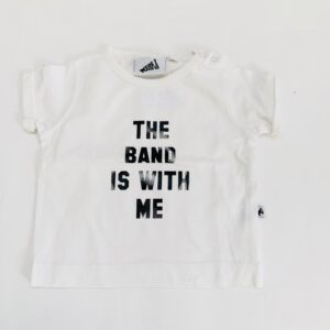 T-shirt the band is with me Cos I said so 56/62