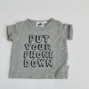 T-shirt put your phone down Cos I said so 56/62