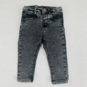 Zwarte jeans Cos I said so 80/86