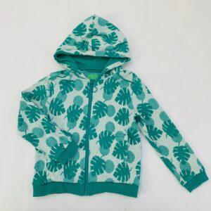 Hoodie leafs  Lily Balou 110