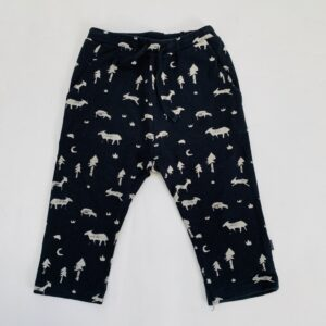 Sweatpants forest Imps and Elfs 12-18m / 80