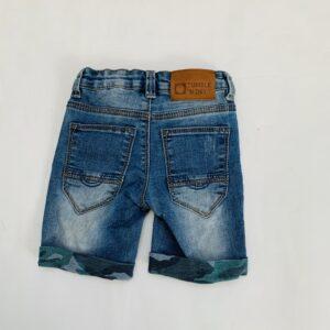 Jeansshort aanpasbaar Tumble 'n Dry 1,5-2jr