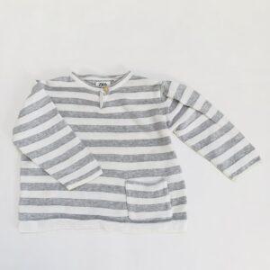 Trui tricot stripes Zara 18-24m / 92
