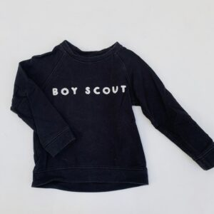 Sweater Boyscout Sproet & Sprout 3-4jr