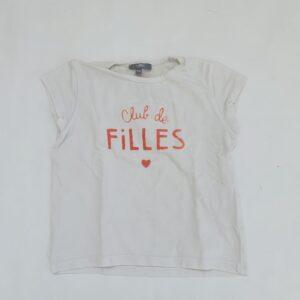 T-shirt club de filles JBC 104