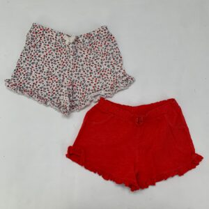 2x shortje Mothercare 2-3jr