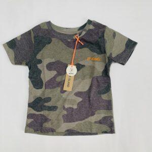 T-shirt army dude River Island 6-9m
