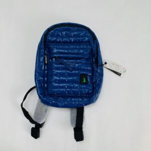 Blauwe rugzak Muesli