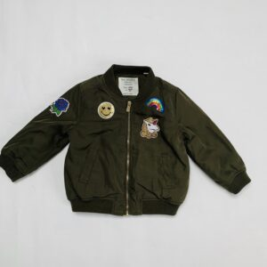 Bomberjacket patch Zara 9-12m / 80