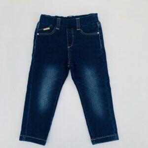 Donkerblauwe jeans met rekker Mayoral 18m